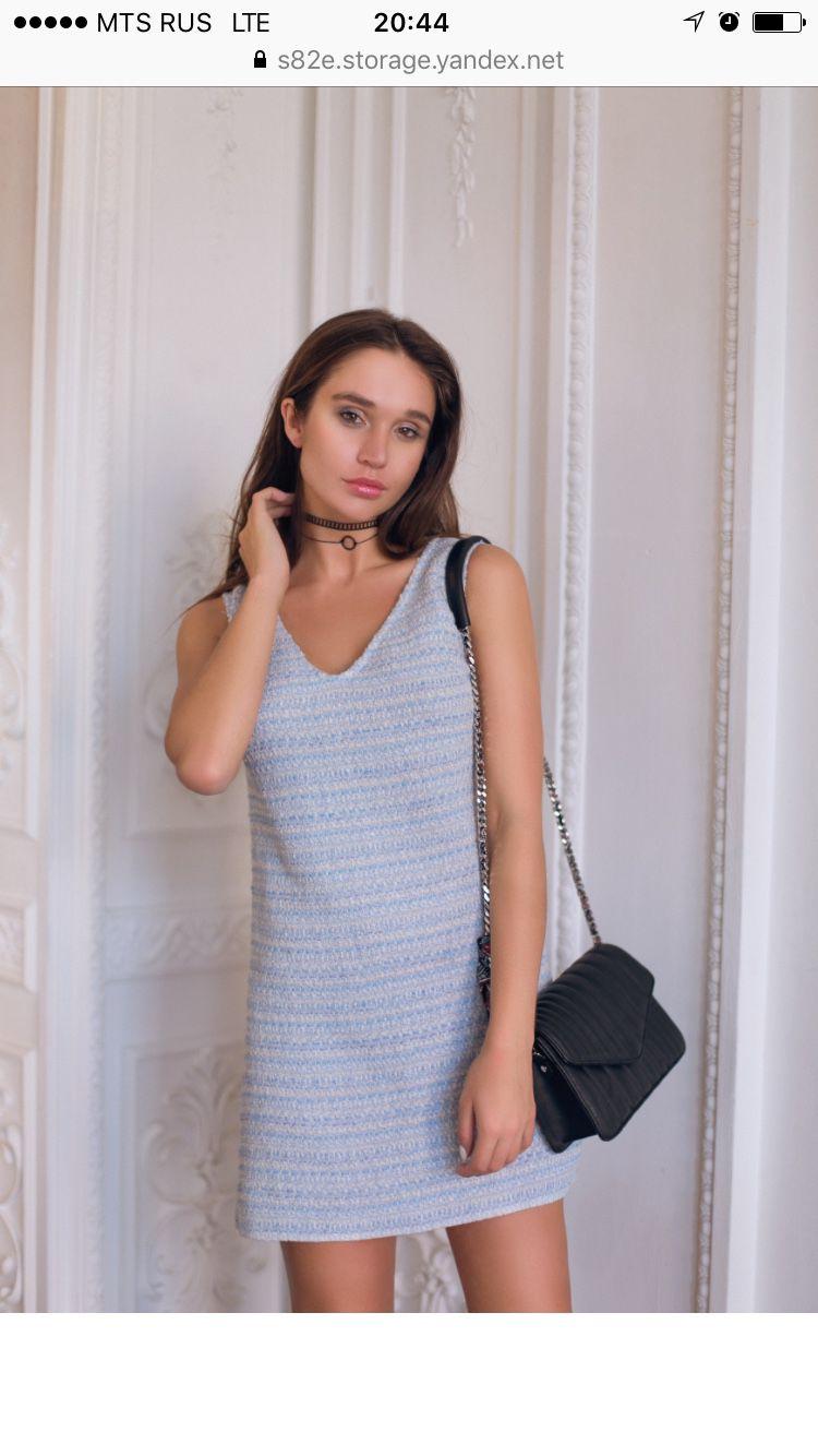 8092fa78ee52 Платье из твида – купить в интернет-магазине на Ярмарке Мастеров с ...