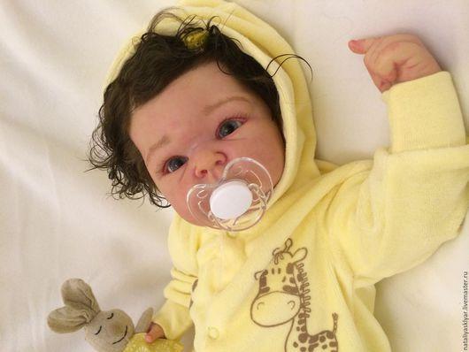 Куклы-младенцы и reborn ручной работы. Ярмарка Мастеров - ручная работа. Купить Кукла реборн Перис-3. Handmade. Бежевый