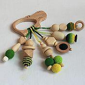 Куклы и игрушки handmade. Livemaster - original item Teething toy. The teether. № 10. Handmade.
