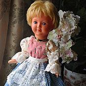 Винтаж handmade. Livemaster - original item doll in folk costume. Handmade.