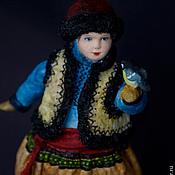 """Куклы и игрушки ручной работы. Ярмарка Мастеров - ручная работа Художественная кукла """"Синичка"""". Handmade."""