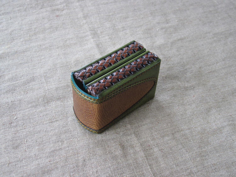 Case for two decks of cards. Bridge, Tarot, Playing, Card games, Nizhnij Tagil,  Фото №1