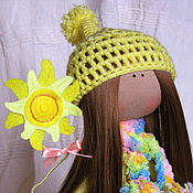 Куклы и игрушки ручной работы. Ярмарка Мастеров - ручная работа Счастья лучик. Handmade.