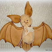 Куклы и игрушки ручной работы. Ярмарка Мастеров - ручная работа мыш Лестат  - авторская интерьерная игрушка. Handmade.