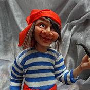 Куклы и пупсы ручной работы. Ярмарка Мастеров - ручная работа Авторская кукла Пиратские сказки. Handmade.