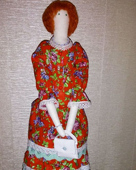Куклы Тильды ручной работы. Ярмарка Мастеров - ручная работа. Купить Кукла текстильная. Заказ по фото. Кукла интерьерная.. Handmade.