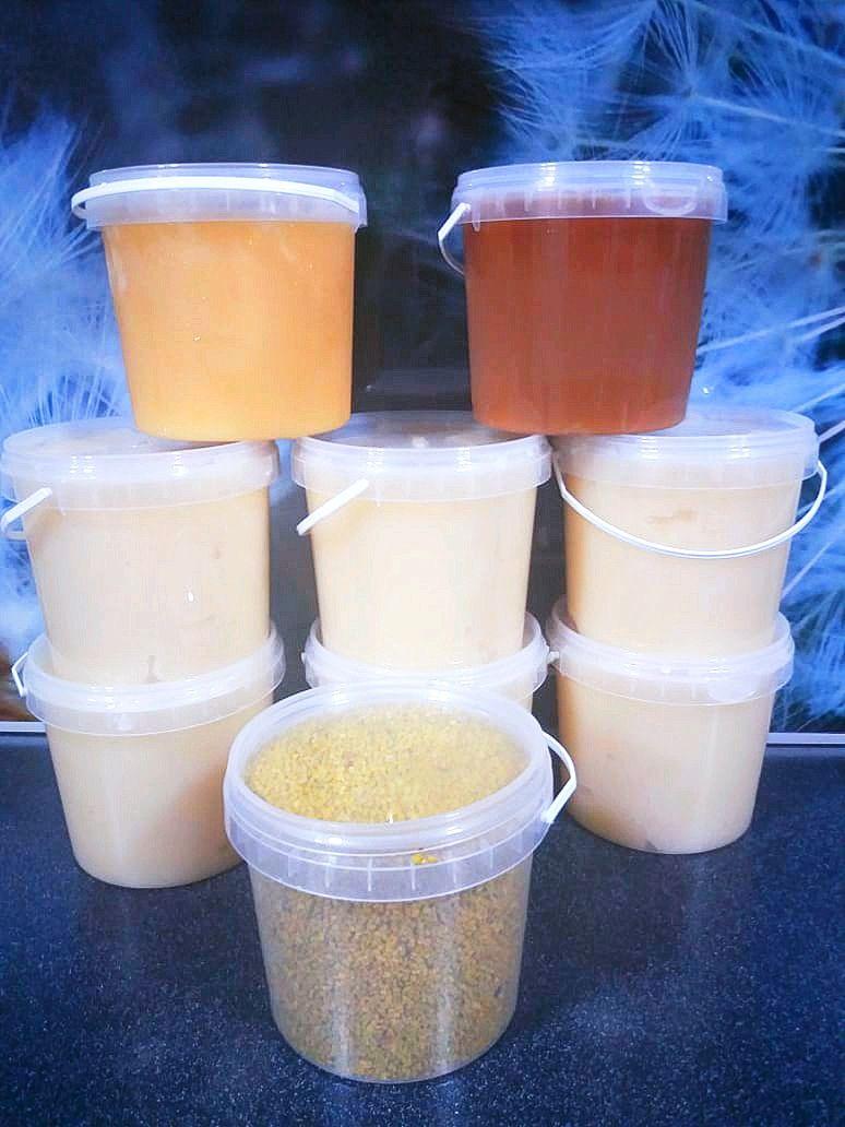 Подарочный набор. Алтайский мёд трёх видов, Мед, Симферополь,  Фото №1
