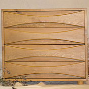 Для дома и интерьера handmade. Livemaster - original item Chest of solid cedar BLISS. Handmade.