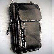 Сумки и аксессуары handmade. Livemaster - original item Bag M0102. Leather. Handmade. Alia Svalia. Handmade.