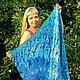 batik scarf 'allemande'. Shawls1. OlgaPastukhovaArt. Online shopping on My Livemaster.  Фото №2