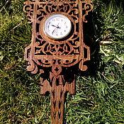 Для дома и интерьера ручной работы. Ярмарка Мастеров - ручная работа Часы настенные R 1492. Handmade.