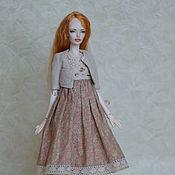Куклы и игрушки ручной работы. Ярмарка Мастеров - ручная работа Полиуретановая кукла фул сет annasdolls. Handmade.