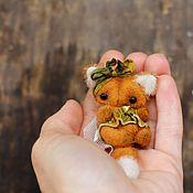 Куклы и игрушки ручной работы. Ярмарка Мастеров - ручная работа Солнышко в ладошке). Handmade.