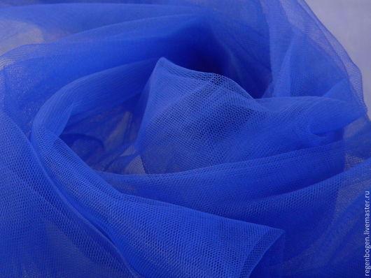 Шитье ручной работы. Ярмарка Мастеров - ручная работа. Купить Фатин для юбок в ассортименте - 2. Handmade. Синий, фатин купить