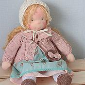 Вальдорфские куклы и звери ручной работы. Ярмарка Мастеров - ручная работа Вальдорфская кукла Николь 38 см. Handmade.