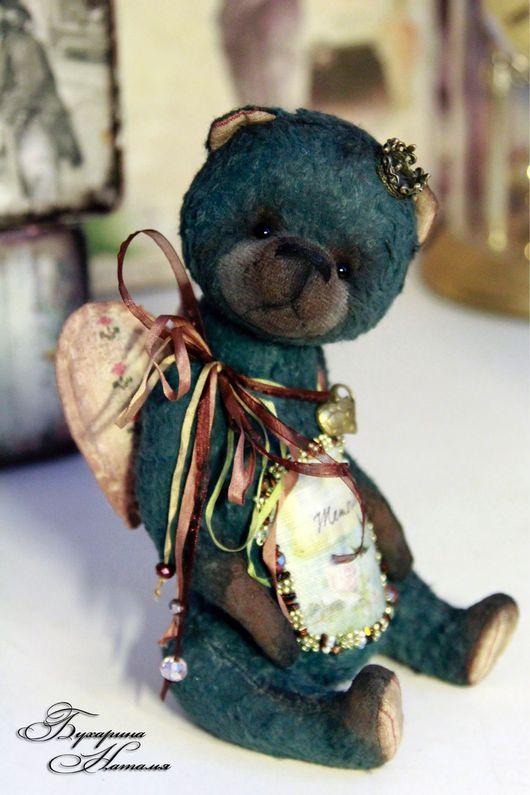"""Мишки Тедди ручной работы. Ярмарка Мастеров - ручная работа. Купить Мишка Тедди """"Мой личный ангел..."""". Handmade."""