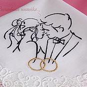 Свадебный салон ручной работы. Ярмарка Мастеров - ручная работа Подарок молодожёнам. Handmade.
