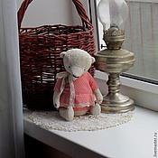 Куклы и игрушки ручной работы. Ярмарка Мастеров - ручная работа Мишка тедди Бланш. Handmade.