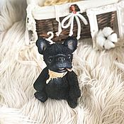 Куклы и игрушки handmade. Livemaster - original item French Bulldog named Harry. Handmade.