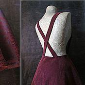 Одежда handmade. Livemaster - original item Skirt bilateral. Handmade.