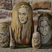 Dolls1 handmade. Livemaster - original item Game Of Thrones House Lannister. Handmade.