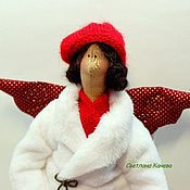 Куклы и игрушки ручной работы. Ярмарка Мастеров - ручная работа Кукла Тильда. Handmade.