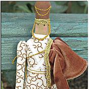 Куклы и игрушки ручной работы. Ярмарка Мастеров - ручная работа Кукла в стиле Тильда Стойкий оловянный солдадик. Handmade.