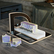 Материалы для творчества handmade. Livemaster - original item Single-string laminated Soap cutter from Scratch 2021. Handmade.