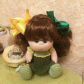 Куклы и игрушки ручной работы. Ярмарка Мастеров - ручная работа Пупс амигуруми. Handmade.