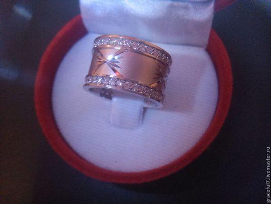 Кольца ручной работы. Ярмарка Мастеров - ручная работа. Купить Кольцо Вега. Handmade. Кольцо с камнями, кольцо из серебра, подарок