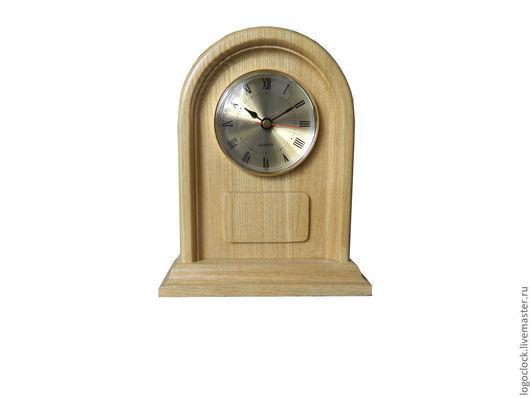 Часы для дома ручной работы. Ярмарка Мастеров - ручная работа. Купить Настольные....ясень. Handmade. Бежевый, часы для кабинета, дерево