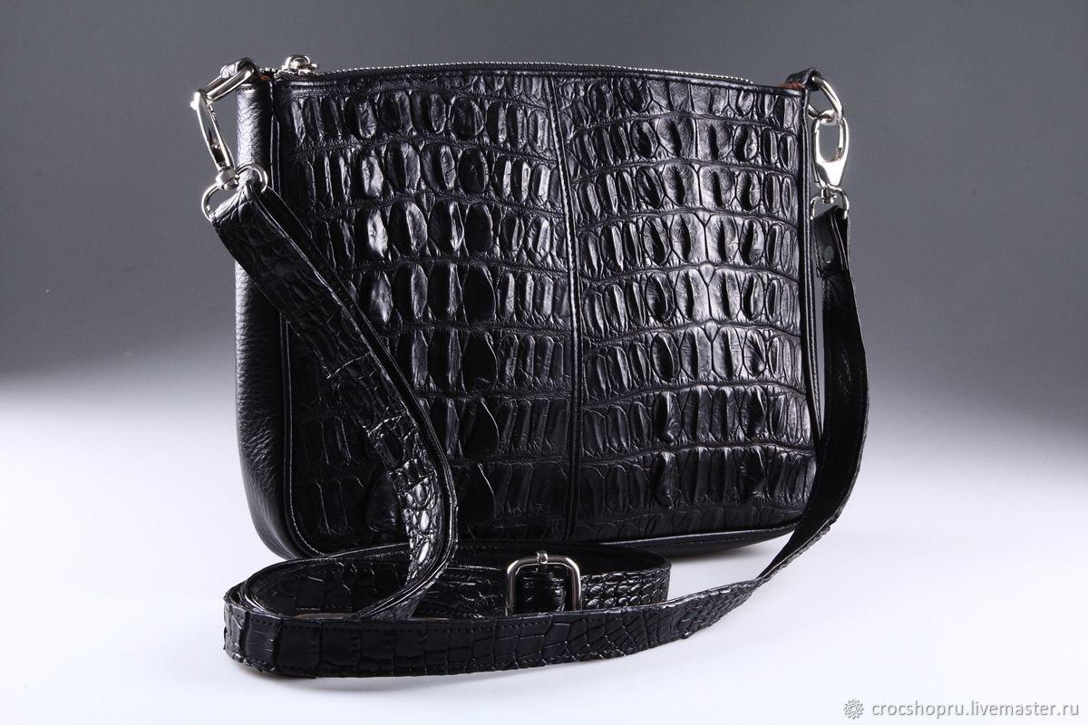 Shoulder bag made of crocodile leather IMA0540B2, Classic Bag, Moscow,  Фото №1