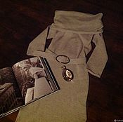 "Одежда handmade. Livemaster - original item "" Unisson "" эксклюзивное платье. Handmade."