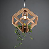 Для дома и интерьера handmade. Livemaster - original item Smart light wood Cubyrinth #2. Handmade.