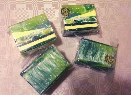 Мыло ручной работы. Ярмарка Мастеров - ручная работа. Купить Мыло. Handmade. Мыло, эфирное масло, ручной работы, ши