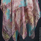 Одежда ручной работы. Ярмарка Мастеров - ручная работа Юбка солнца луч. Handmade.