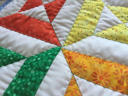 Текстиль, ковры ручной работы. Ярмарка Мастеров - ручная работа. Купить Декоративная диванная подушка НА ЯРКОМ СОЛНЦЕ. Handmade.