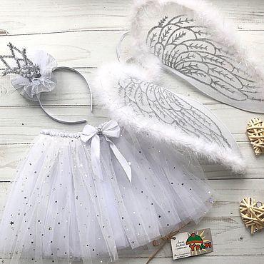 Одежда ручной работы. Ярмарка Мастеров - ручная работа Костюмы: Костюм ангел фея. Handmade.