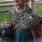 Одежда ручной работы. Ярмарка Мастеров - ручная работа Боярский женский костюм. Handmade.