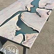 Столы ручной работы. Ярмарка Мастеров - ручная работа Столы обеденные любых размеров и цветов. Handmade.
