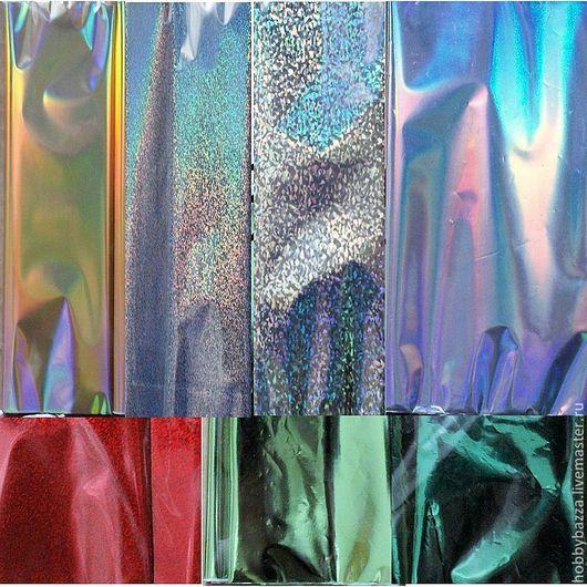 верхний ряд слева направо: золото, серебро мелкие точки, серебро калейдоскоп, серебро ромбики, серебро, алый в мелкую точку голография - 63 р.\r\nНижний ряд - салатовый, зеленый - 42р