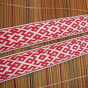 Русский стиль handmade. Livemaster - original item Belt