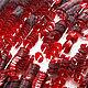 Вышивка ручной работы. Пайетки 4мм Чаша Perliane Rouge 4111 Langlois-Martin Paris. Радость творчества (Лидия). Интернет-магазин Ярмарка Мастеров.