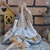 """Куклы и игрушки ручной работы. Ярмарка Мастеров - ручная работа Кукла в стиле Тильда """"Терпкий мед"""". Handmade."""