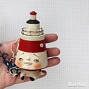 Куклы и игрушки ручной работы. Ярмарка Мастеров - ручная работа Моё Море. Мой Океан.. Handmade.