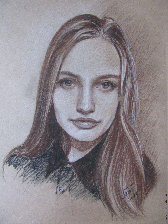 портрет на заказ по фото на