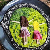 Посуда handmade. Livemaster - original item Decorative dish. Handmade.