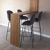 Стулья ручной работы. Ярмарка Мастеров - ручная работа Барный стул Миро. Handmade.