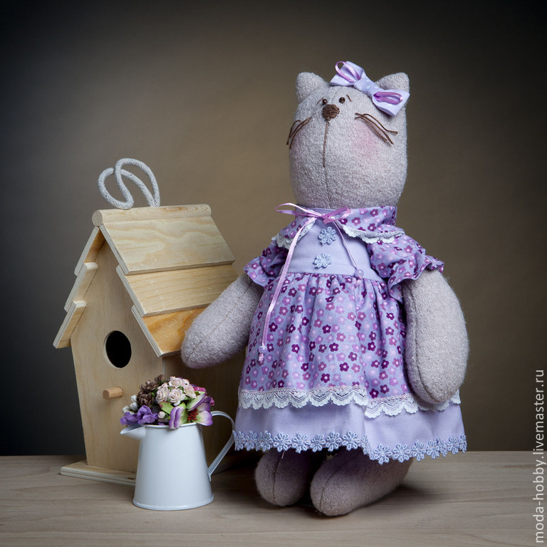 Набор для шитья кота