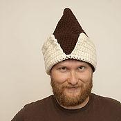 Аксессуары ручной работы. Ярмарка Мастеров - ручная работа шапка Емели. Handmade.